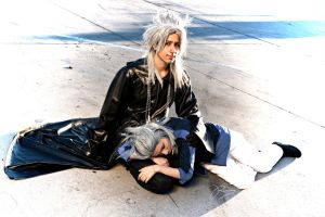 AX 2012: Xemnas x Isa by de-dal
