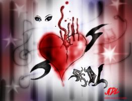 ADL: TORN HEART by 71ADL17