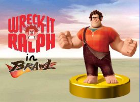 Wreck-It Ralph joins the Brawl by rabbidlover01