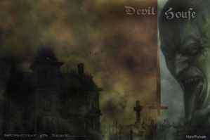 Devil House by noro8