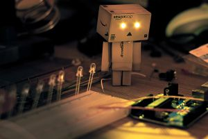 Danbo vs Arduino by Vultilion