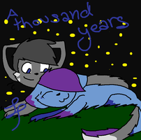 25 Adopt Challange - #1- A Thousand Years by Snowflame132