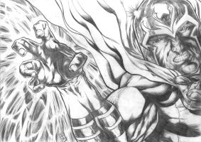 MAGNETO PENCILS 2011 by barfast