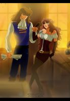 CAMRYN and CYPRIAN by FanasY