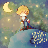 Little Prince by Kisukiie
