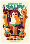 mondo : wreck-it ralph by strongstuff