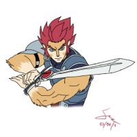 Thundercats - Lion-O by W-Double