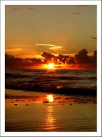 ...sunset... by Bokor