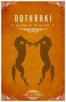 Dothraki by LiquidSoulDesign