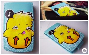Music Chick iPod Case by Viagraphics