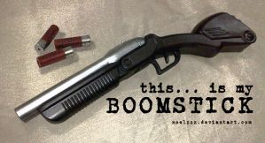 This is my BOOMSTICK by noelzzz