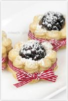 Vol au vent mini berry basket by shatinn