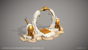 Portal by ogami3d