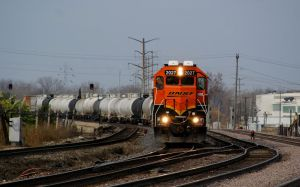 Local out of Joliet Yard by JamesT4