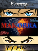Makorra - Two Worlds by KentuckyRedneck