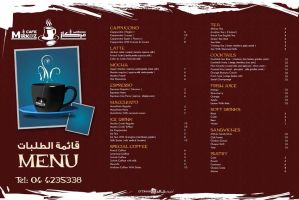 Menu Coffee by likhalid