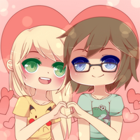 Bronnyx Valentines Icon by WanNyan