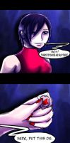 Just an RE2 thing.... by ScorpioKun