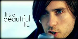 A Beautiful Lie by Music-Fish