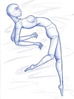 Human Body Sketch by Cairi-Kitty