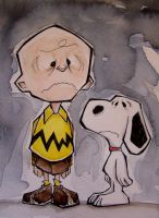 Charlie Brown by mjfletcher