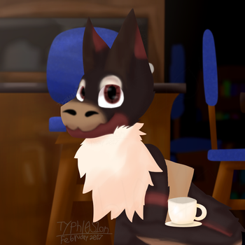 Would You Like a Cup of Tea? by Typhl0s1on