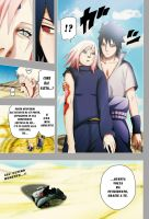 Naruto 685 : Thanks To You by IIYametaII