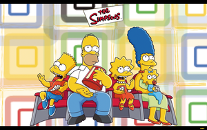 Los Simpsons by MRTTQM