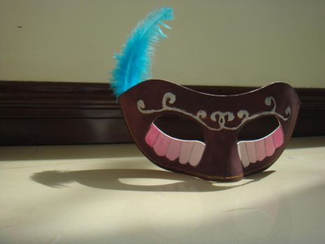 The Peter Pan Mask by kels070105