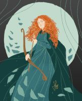 Merida by Noctuam