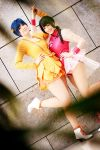 Ranma - Ice Skaters by acophoto