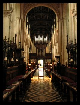 St Mary's Church 2 by SurfGuy3