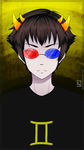 Homestuck - Sollux Captor by gmLEN