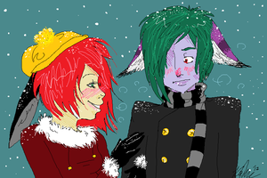 Cold out innit by guilleum2