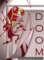 Invader ZIM TOTAL DOOM by toongrowner
