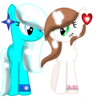 We Are Love Accesories by NatalkaPony