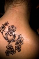 new tattoo by Beer-Bottle-Photo