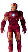 Iron Man by emememe