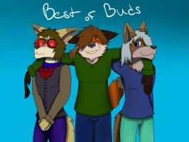 COM:Best Of Buds by walter-the-furry