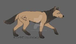 * cheap wolf adopt -- { pay by points } CLOSED by sonidy