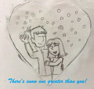 PoN: Valentine's Day Cards: Martin x Laura by YarasWorld