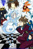 Allen in Wonderland by FarkasS