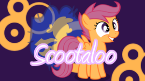 Scootaloo by Animalsss