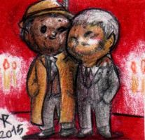 Hannibal mini couples - JazziCrozzi by FuriarossaAndMimma