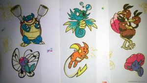 Poketeam for CassidyPeterson by BombshellBoy