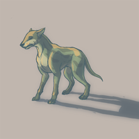Unrealistic Realistic Dog? by PineappleSodaCat