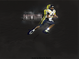 Pat White Wallpaper by Kdawg24
