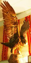 Golden Eagle - 2 by OverStocked