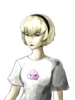 Rose Lalonde Doodle by MelSpontaneus
