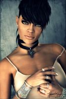 Icon... Rihanna by Pitoxlon